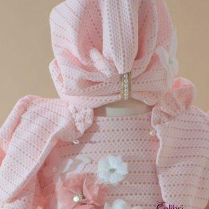 turban elegant fete