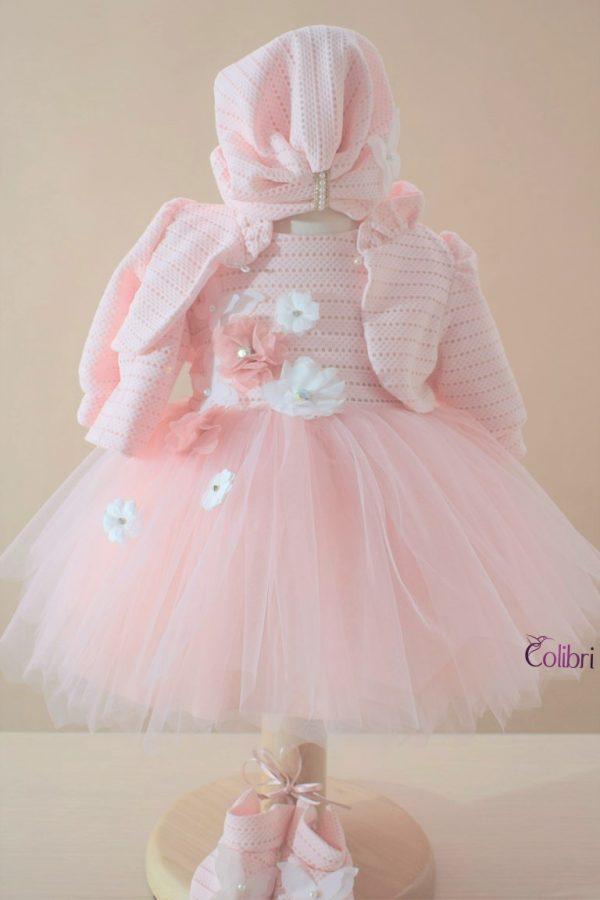 Bolerou elegant roz
