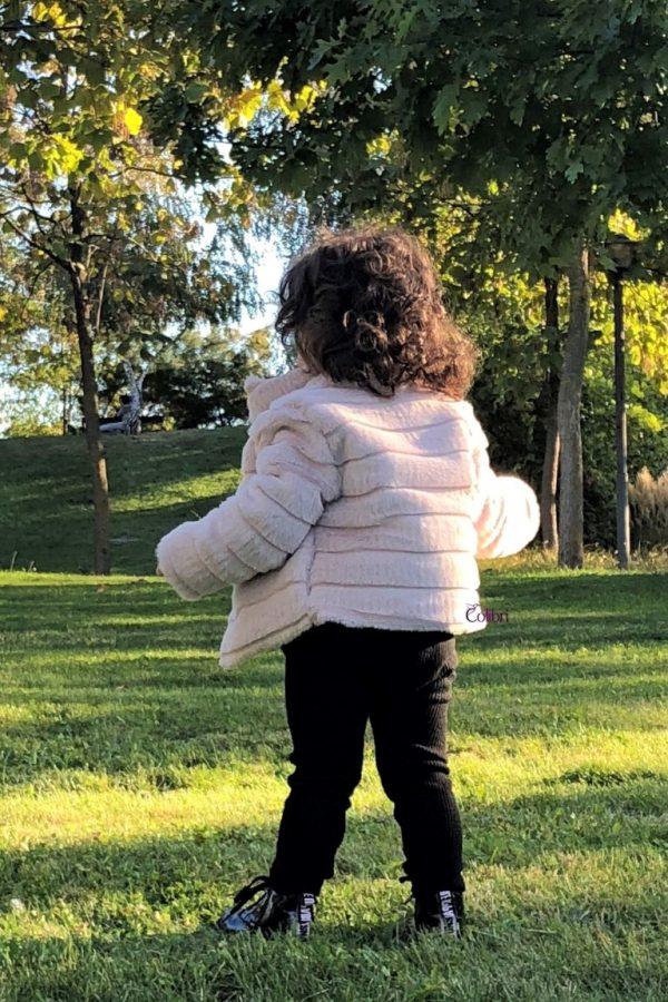 Hainuta calduroara pentru fetite
