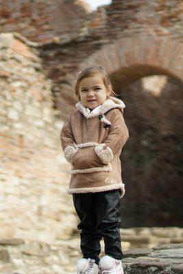 haine copii sezonul rece